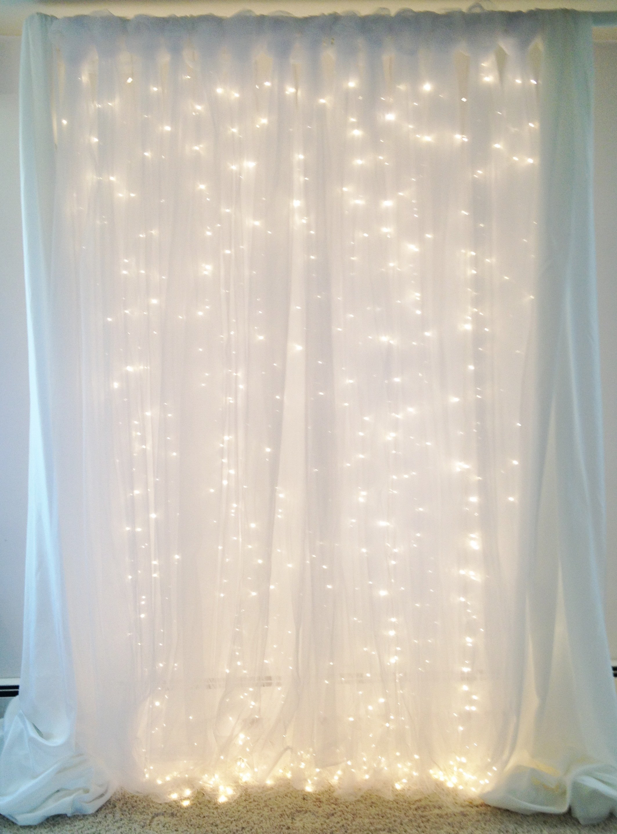 Lighted backdrop decoration connection event rentals for Backdrop decoration ideas